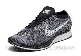 Мужские кроссовки Nike Flyknit Racer Black