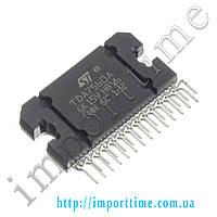 Микросхема TDA7560A (FLEXIWATT-27)
