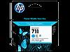 Картридж HP DJ No.711 DesignJet 120/520 Cyan 3-Pack (CZ134A)