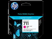 Картридж HP DJ No.711 DesignJet 120/520 Magenta 3-Pack (CZ135A)