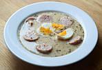 Журек - национальный польский суп. Рецепт