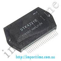 Микросхема STK4221-II