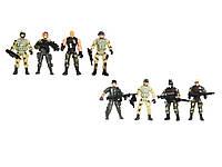"""Набір солдатиків 4шт. арт. 5898-A67 ТМ""""КИТАЙ"""""""