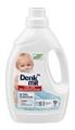Жидкий стиральный порошок ультра-чувствительный для детского белья Denkmit Fein-Wollwaschlotion UltraSensitive