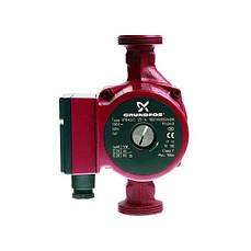 Насос циркуляционный для отопления Grundfos UPS-25-40 180+гайки