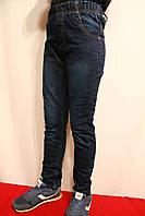 Зимові джинси на флісі під резинку для хлопчиків від 4 до 12 років (на зріст від 116 до 146см). Виробник Польш