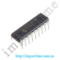 Микросхема PIC16F84A-04P (DIP18)