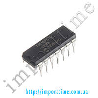 Микросхема PIC16F676-I/P (DIP14)