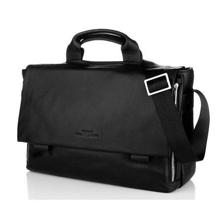 92a48c988d63 Сумка - портфель из натуральной кожи Armani: по цене 4 023 грн ...