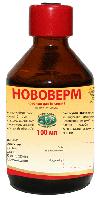 Нововерм 1% 100 мл Укрзооветпромпостач
