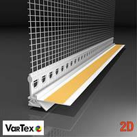 LS-VH 06 / 2,4m профиль примыкания с сеткой