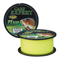 Леска CARP EXPERT UV FLUO YELLOW 0.30мм 300м /1уп=6шт/