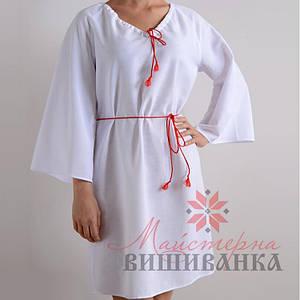 Заготовка платья под вышивку  СК-01