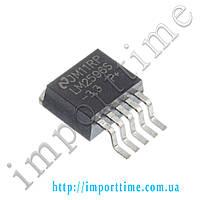 Микросхема LM2596S-3.3 (TO-263)