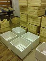 Изготовление ящиков деревянных под заказ