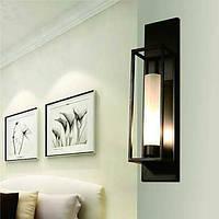 Светодиодная лампа Настенные светильники,Рустикальный E26/E27 Металл 04295099