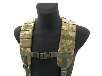 Мягкие лямки к ременно-плечевой системе мм14