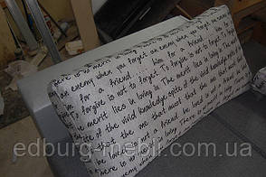 Подушки для м'яких меблів декоративні