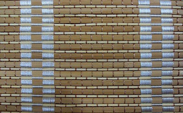 Ролета бамбуковая BRM 232, 100х160
