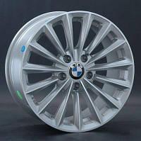 Литые диски Replay BMW (B118) W8 R17 PCD5x120 ET30 DIA72.6 BKF