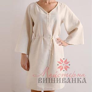 Заготовка платья под вышивку  СК-01 л