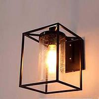Светодиодная лампа Настенные светильники,Рустикальный Металл 04610958