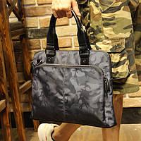 Мужская текстильная сумка. Модель 63253, фото 5