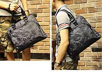 Мужская текстильная сумка. Модель 63253, фото 2