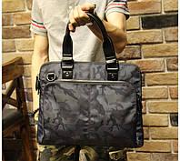 Мужская текстильная сумка. Модель 63253, фото 6
