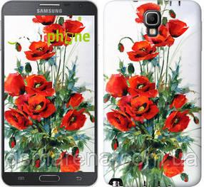 "Чехол на Samsung Galaxy Note 3 Neo N7505 Маки ""523u-136-7794"""