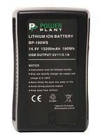 Аккумулятор PowerPlant Sony BP-190WS 13200mAh DV00DV1416
