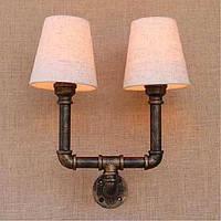 AC 220v-240v 6W Е27 bg083 деревенское / лоджии латуни особенность для лампы includedambient света стены бра настенный светильник 05364094