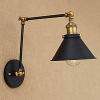 Ac220v-240v 4w вел светильник стены брата год сбора винограда светильника стены брата e27 светильника латунный промышленный светлый 05681143