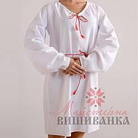 Заготовка платья под вышивку  СК-02