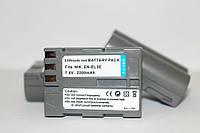 Аккумулятор для фотоаппаратов NIKON D50, D70, D80, D90, D100, D200, D300, D700 - EN-EL3e (аналог) - 2200 ma