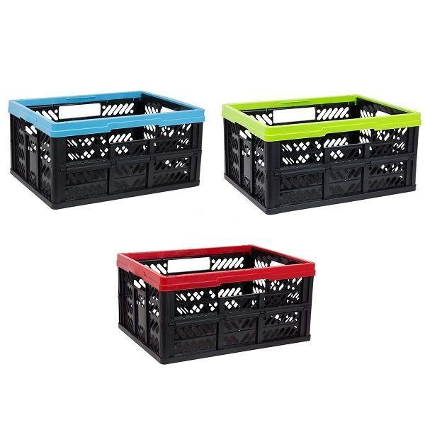 Складной ящик Klappbox 32 л для хозяйственных нужд Okt -  Интернет магазин Диво Дом в Харькове