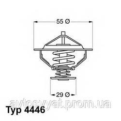 Термостат Scudo/Jumpy/Expert (1868mm)