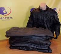 Куртки мужские кожаные