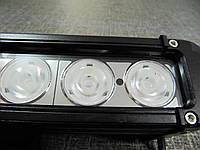 Фара светодиодная 44 см. LED GV 10100F - рабочего света 100Вт. https://gv-auto.com.ua, фото 1