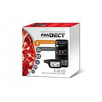 Автосигнализация Pandect X-3110 без сирены