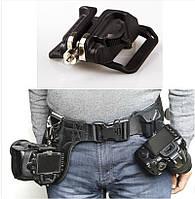 Крепление камеры к ремню - быстросъемное для фотокамер