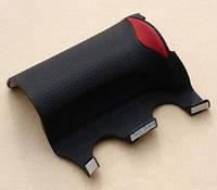 Противоскользящая передняя резинка, накладка (под руку) для фотоаппарата Nikon D200