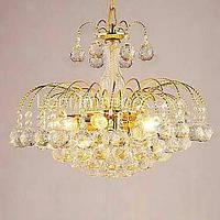 В европейском стиле Luxury 3 Индикаторы люстра с Хрустальные шары 00712430