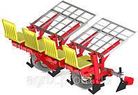 Сажалка для проросших культур В-7 тракторная 4-х рядная  AGRIX