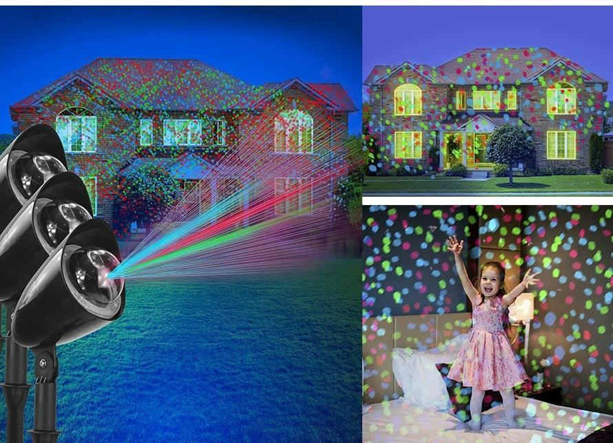 Лазерний проектор STAR SHOWER ХІТ 2018 р