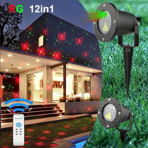 Лазерный проектор STAR SHOWER 12w1