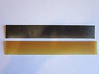 Косяк рубец полиуретановый 290*45 мм черный