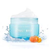 Утренняя маска-щербет для лица A'PIEU Good Morning Sorbet Mask