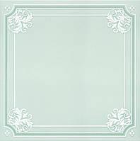 Декор KERAMA MARAZZI 40,2х40,2х8,3 Петергоф зеленый (AD\D315\SG1547)