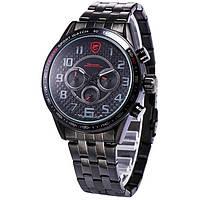 Мужские наручные часы Shark Blackspot красные